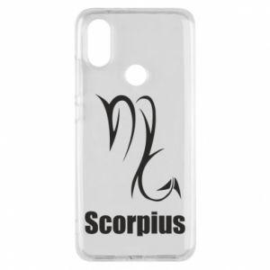 Etui na Xiaomi Mi A2 Symbol Skorpiona