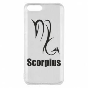Etui na Xiaomi Mi6 Symbol Skorpiona
