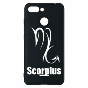 Etui na Xiaomi Redmi 6 Symbol Skorpiona