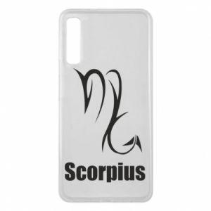 Etui na Samsung A7 2018 Symbol Skorpiona