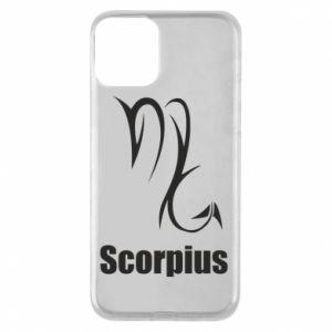 Etui na iPhone 11 Symbol Skorpiona