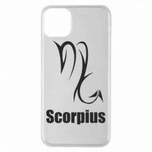 Etui na iPhone 11 Pro Max Symbol Skorpiona