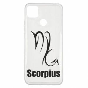 Xiaomi Redmi 9c Case Scorpio Symbol