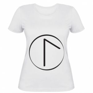 Women's t-shirt Symbol of spring, love, honesty and beauty