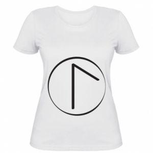 Damska koszulka Symbol wiosny, miłości, szczerości i piękna