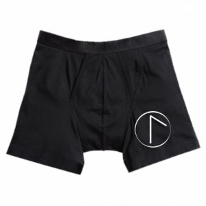 Boxer trunks Symbol of spring, love, honesty and beauty