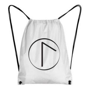 Plecak-worek Symbol wiosny, miłości, szczerości i piękna