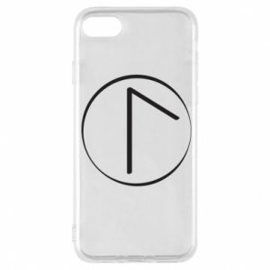 Etui na iPhone 8 Symbol wiosny, miłości, szczerości i piękna