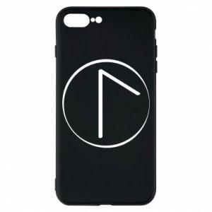 Etui na iPhone 8 Plus Symbol wiosny, miłości, szczerości i piękna