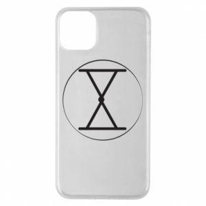 Etui na iPhone 11 Pro Max Symbol zbiorów i płodności