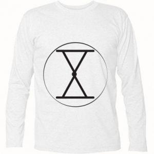 Koszulka z długim rękawem Symbol zbiorów i płodności