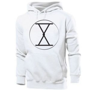 Men's hoodie Symbol of harvest and fertility