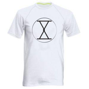 Koszulka sportowa męska Symbol zbiorów i płodności