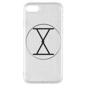 Etui na iPhone 7 Symbol zbiorów i płodności