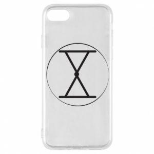 Etui na iPhone 8 Symbol zbiorów i płodności