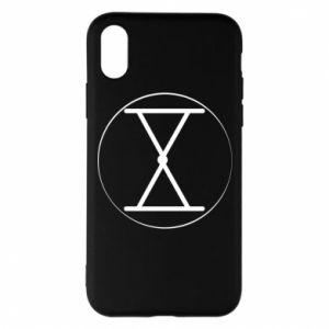 Etui na iPhone X/Xs Symbol zbiorów i płodności