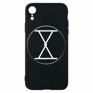 Etui na iPhone XR Symbol zbiorów i płodności