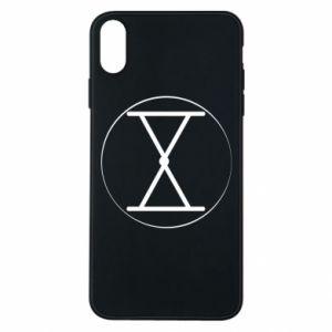 Etui na iPhone Xs Max Symbol zbiorów i płodności