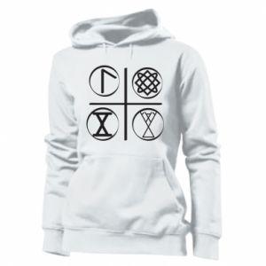 Damska bluza Symbole