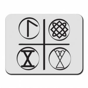 Podkładka pod mysz Symbole