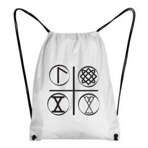 Plecak-worek Symbole
