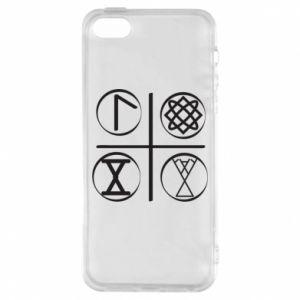 Etui na iPhone 5/5S/SE Symbole