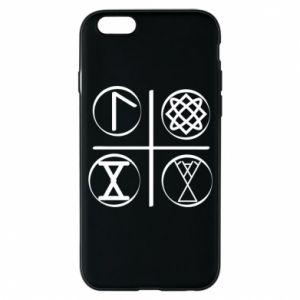 Etui na iPhone 6/6S Symbole