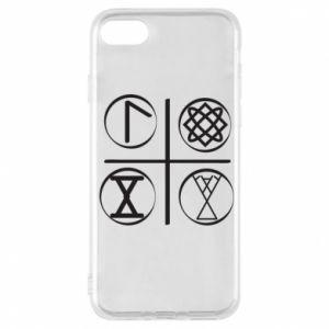 Etui na iPhone 7 Symbole