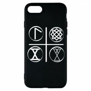 Etui na iPhone 8 Symbole