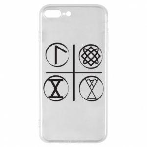 Etui na iPhone 8 Plus Symbole