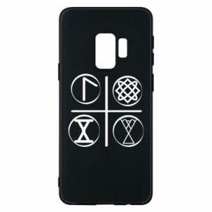 Etui na Samsung S9 Symbole