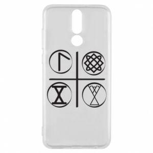 Etui na Huawei Mate 10 Lite Symbole