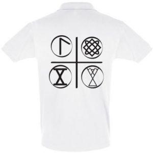 Koszulka Polo Symbole
