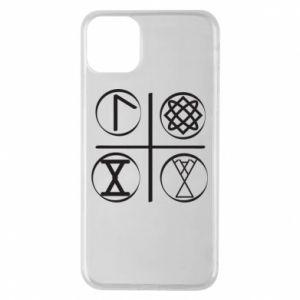 Etui na iPhone 11 Pro Max Symbole