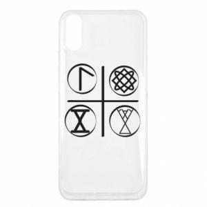 Xiaomi Redmi 9a Case Symbols