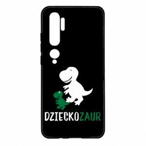 Xiaomi Mi Note 10 Case Son dinosaur