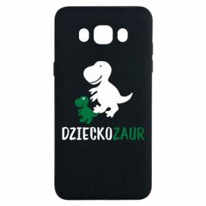 Samsung J7 2016 Case Son dinosaur