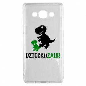 Samsung A5 2015 Case Son dinosaur