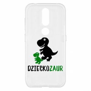 Nokia 4.2 Case Son dinosaur