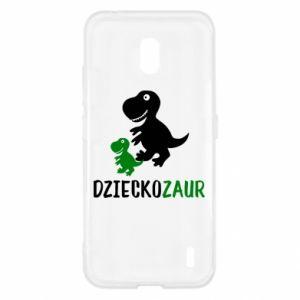 Nokia 2.2 Case Son dinosaur