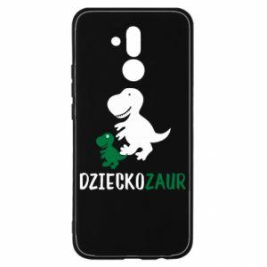 Huawei Mate 20Lite Case Son dinosaur