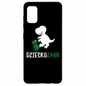 Samsung A41 Case Son dinosaur