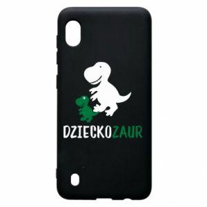 Samsung A10 Case Son dinosaur