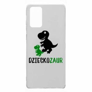Samsung Note 20 Case Son dinosaur