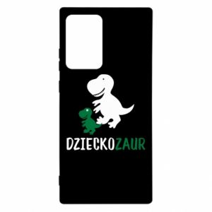Samsung Note 20 Ultra Case Son dinosaur