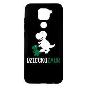 Xiaomi Redmi Note 9 / Redmi 10X case % print% Son dinosaur