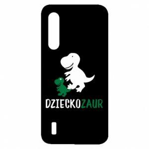 Xiaomi Mi9 Lite Case Son dinosaur