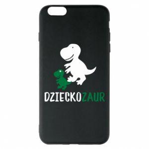 iPhone 6 Plus/6S Plus Case Son dinosaur