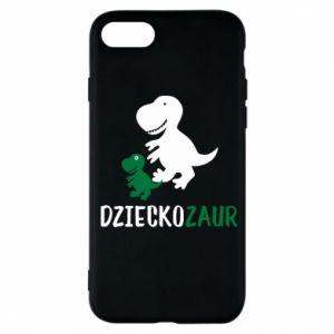 iPhone 7 Case Son dinosaur