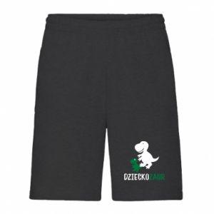 Men's shorts Son dinosaur